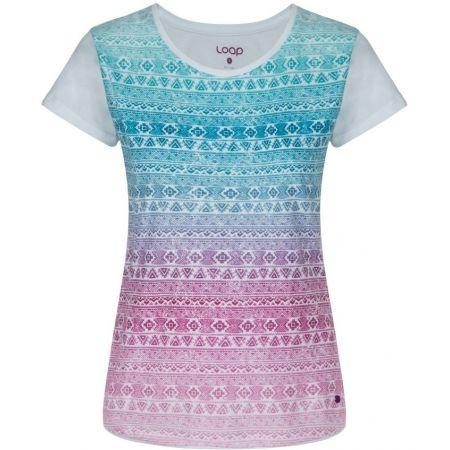 Women's T-shirt - Loap ALUMINA - 1