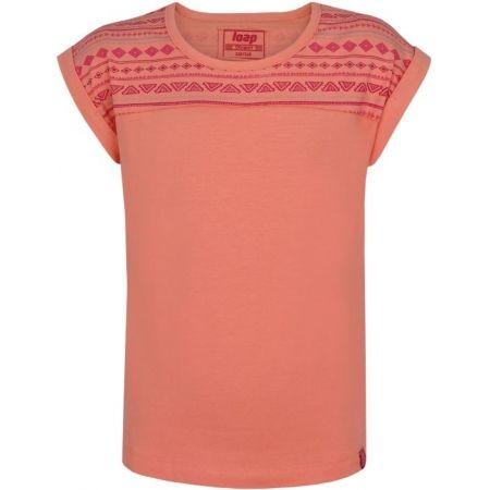 Girls' T-shirt - Loap ALKA - 1