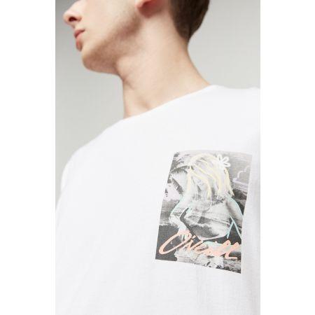 Pánske tričko - O'Neill LM FLOWER T-SHIRT - 4