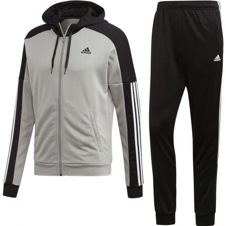 Herren Trainingsanzug - adidas MTS GAME TIME - 1