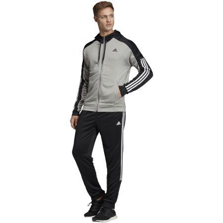 Herren Trainingsanzug - adidas MTS GAME TIME - 6