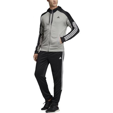 Herren Trainingsanzug - adidas MTS GAME TIME - 8