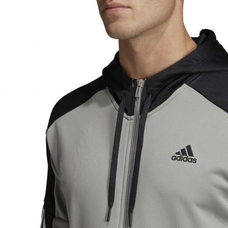 Herren Trainingsanzug - adidas MTS GAME TIME - 9