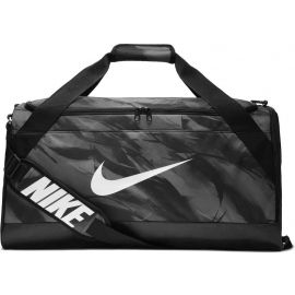 Nike BRASILIA M DUFF - AOP - Training sports bag