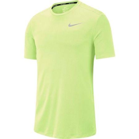 Nike DF BRTHE RUN TOP SS - Pánske bežecké tričko
