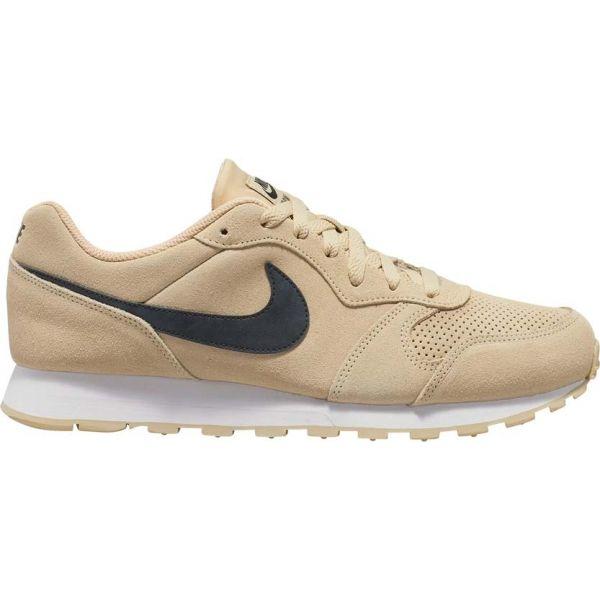 Nike MD RUNNER 2 SUEDE - Pánska voľnočasová obuv