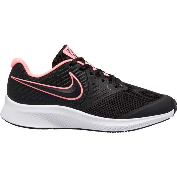 Nike STAR RUNNER 2 GS jasnoróżowy 6Y - Obuwie do biegania dziecięce