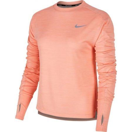 Nike PACER TOP CREW - Dámske bežecké tričko