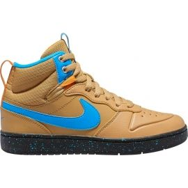 Nike COURT BOROUGH MID 2 BOOT GS - Încălțăminte casual copii