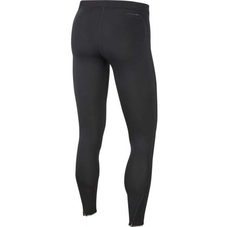 Pantaloni alergare bărbați - Nike RUN MOBILITY TIGHT FLASH - 2