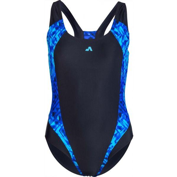 Aress ROSANA modrá S - Dámske jednodielne plavky