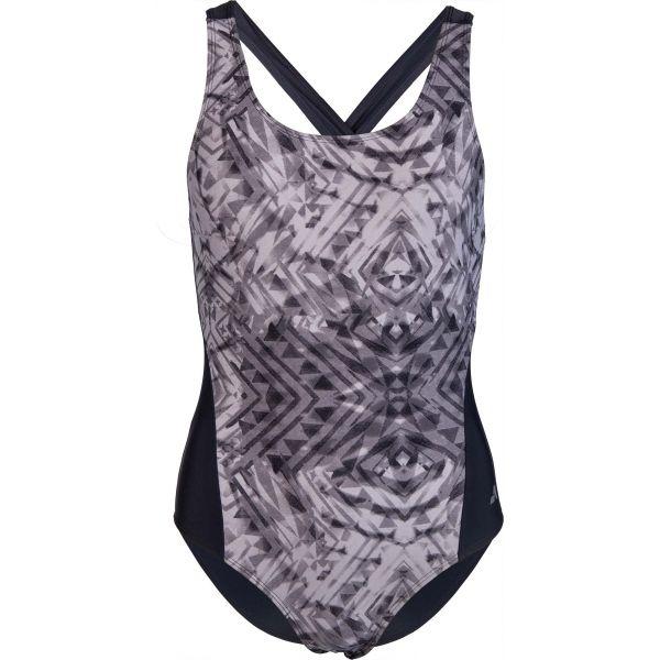Aress RETHINA čierna XL - Dámske jednodielne plavky