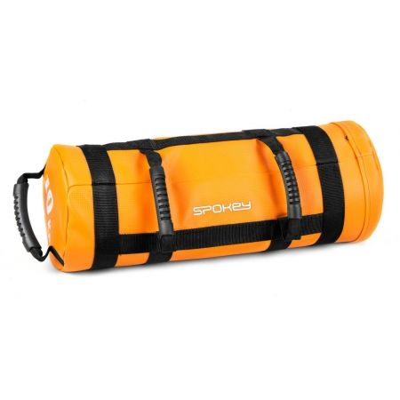 Spokey EXERCISE BAG WITH GRIPS 10KG - Posilovací vak