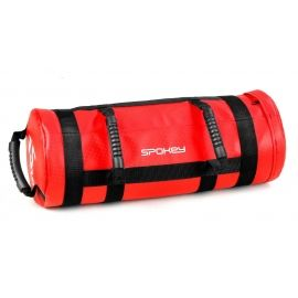 Spokey EXERCISE BAG WITH GRIPS 15KG