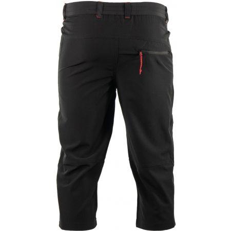 Pánské 3/4 kalhoty - ALPINE PRO KALIL 2 - 2