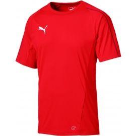 Puma FINAL TRAINING JERSEY - Pánské sportovní triko