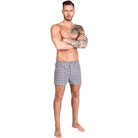 Pánske boxerky - Calvin Klein BOXER WVN 3PK - 18