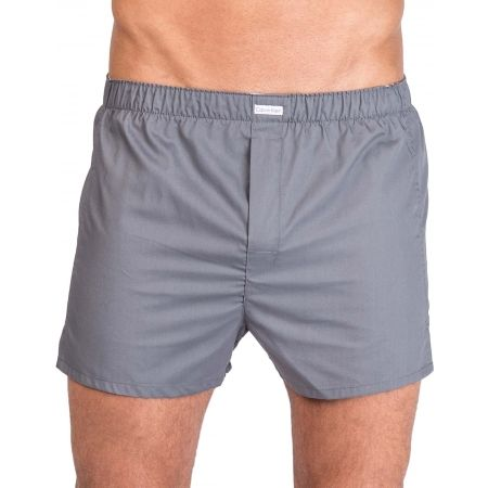 Pánske boxerky - Calvin Klein BOXER WVN 3PK - 19