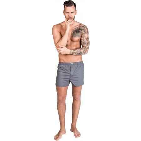 Pánske boxerky - Calvin Klein BOXER WVN 3PK - 22