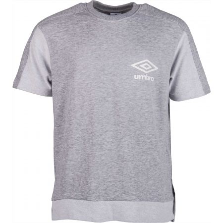 Pánske tričko - Umbro SS SWEAT SHIRT - 1