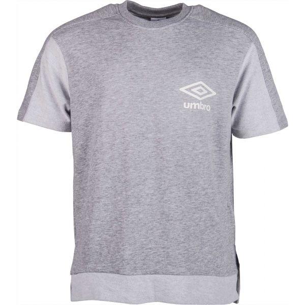 Umbro SS SWEAT SHIRT - Pánske tričko