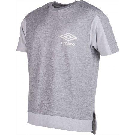 Pánske tričko - Umbro SS SWEAT SHIRT - 2