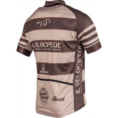 Men's cycling jersey - Rosti VELOCIPEDE - 3