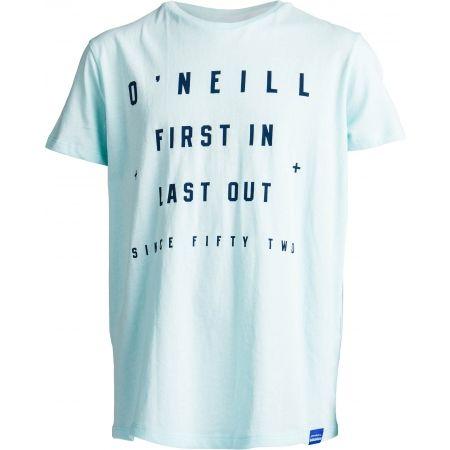 Chlapecké tričko - O'Neill LB ONEILL 1952 S/SLV T-SHIRT - 1