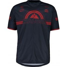 Maloja PLAJETM - Short sleeve jersey