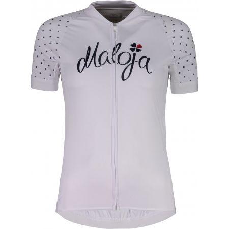 Short sleeve jersey - Maloja PORTAM. 1/2