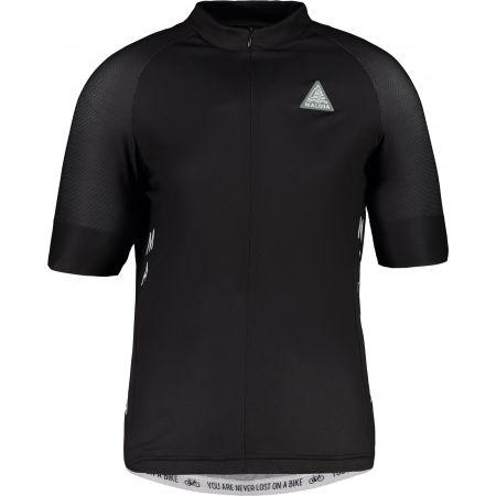 Maloja PLANSM. 1/2 - Koszulka rowerowa z krótkim rękawem