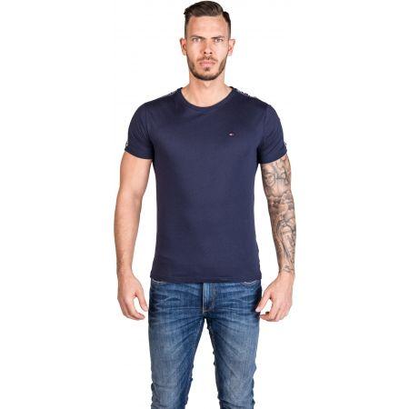 Tommy Hilfiger RN TEE SS - Pánske tričko