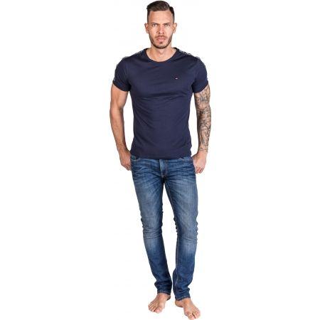 Pánské tričko - Tommy Hilfiger RN TEE SS - 4