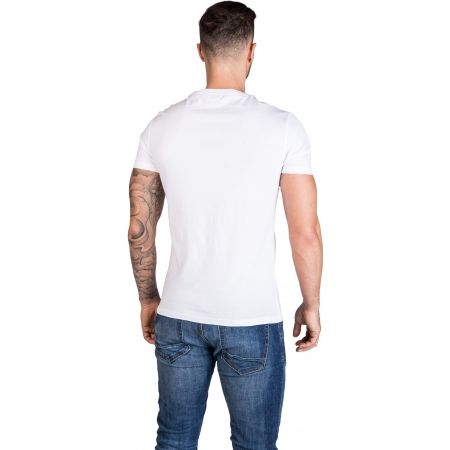 Pánské tričko - Tommy Hilfiger SS TEE LOGO - 3