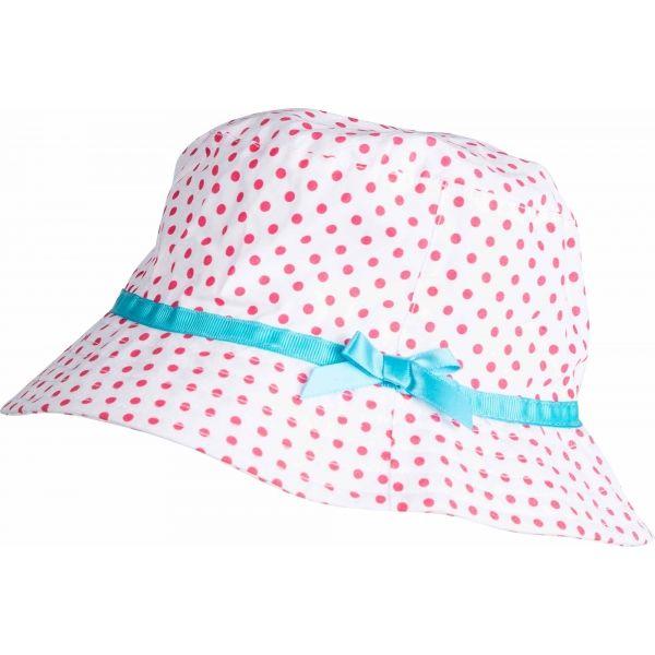 Lewro JANKA bílá 8-11 - Dívčí klobouček