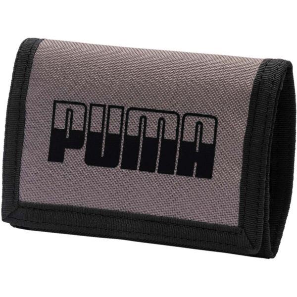 Puma PLUS WALLET II sivá UNI - Peňaženka