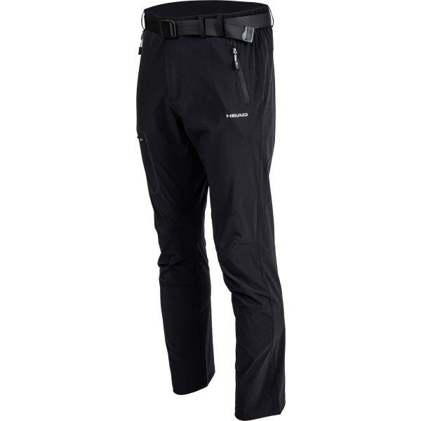 Head DEREK černá L - Pánské kalhoty