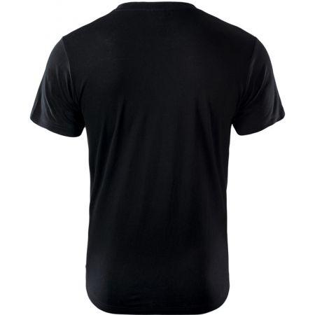 Pánské triko - Hi-Tec DOBRAN - 3