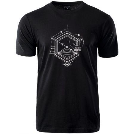 Pánske tričko - Hi-Tec SOLERO - 1