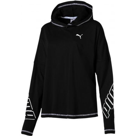 Puma MODERN SPORTS LIGHT COVER UP - Dámská mikina