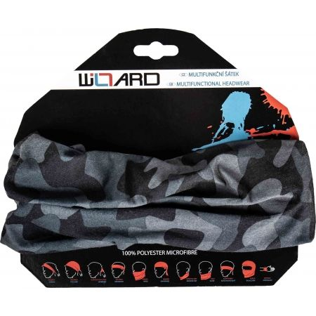 Multifunctional scarf - Willard KOWY - 2