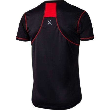 Pánské běžecké triko - Klimatex FEDDE - 2