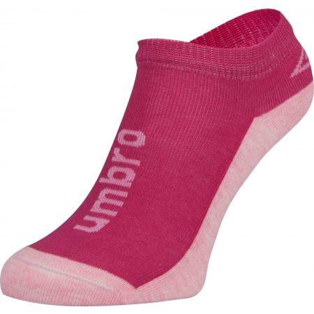 Dětské ponožky - Umbro LOW LINER JUNIORS 3P - 6