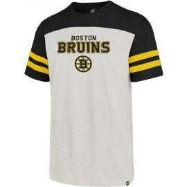 47 NHL BOSTON BRUINS ENDGAME 47 CLUB TRI- COLORED TEE - Pánské triko