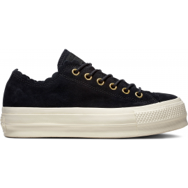 Converse CHUCK TAYLOR ALL STAR LIFT SCALLOP - Women's low-top sneakers