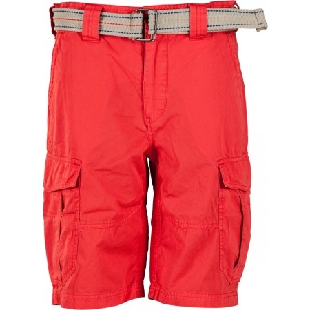 CARGO SHORTS WITH BELT  – Szorty męskie - Russell Athletic CARGO SHORTS WITH BELT - 2
