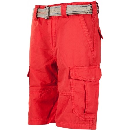 CARGO SHORTS WITH BELT  – Szorty męskie - Russell Athletic CARGO SHORTS WITH BELT - 1