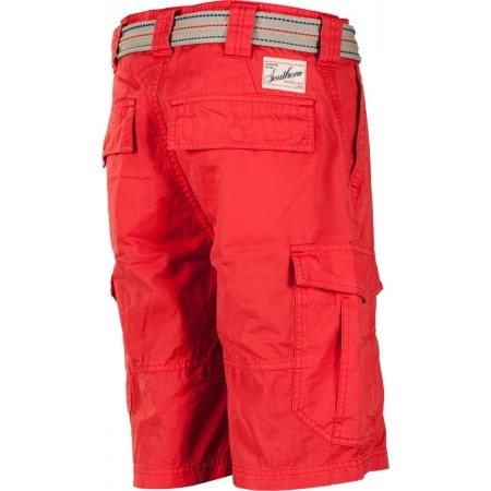 CARGO SHORTS WITH BELT  – Szorty męskie - Russell Athletic CARGO SHORTS WITH BELT - 3