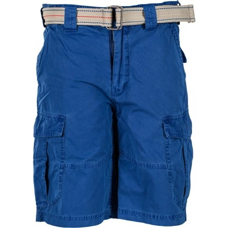 CARGO SHORTS WITH BELT  – Szorty męskie - Russell Athletic CARGO SHORTS WITH BELT - 5