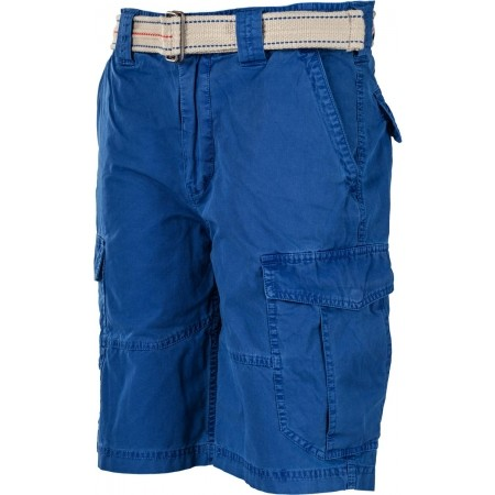 CARGO SHORTS WITH BELT  – Szorty męskie - Russell Athletic CARGO SHORTS WITH BELT - 4